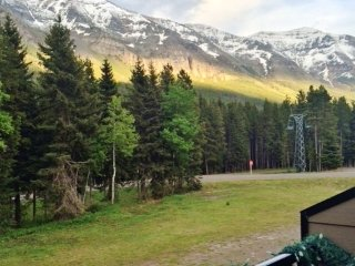 New Listing! 'North of Center' Marvelous 1BR Rocky Mountain Chalet Near Alberta's Pincher Creek w/Wifi, Gas Fireplace & Gorgeous Mountain Views - Unbeatable Ski-In/Ski-Out Location! Easy Access to Lakes, Hiking & Snowshoeing!