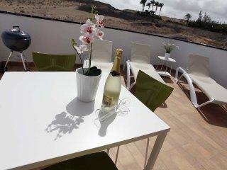Costa Calma Nº9 Ocean views duplex, La Lajita
