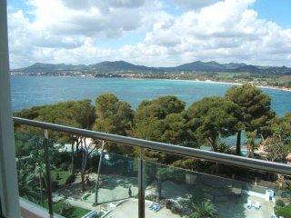 Wunderschönes Meerblick-Appartement in Costa de los Pinos/ nahe Cala Millor, Costa De Los Pinos