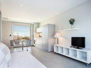 Apartamento a pie de playa, Castelldefels