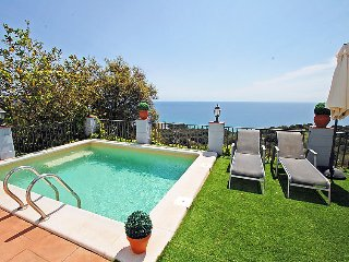 4 bedroom Villa in Blanes, Catalonia, Spain : ref 5699077