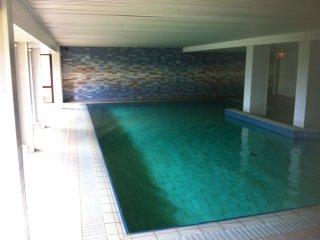 Traveblick mit Schwimmbad und Sauna
