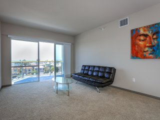 Two Bedroom Furnished Beach Front Home in Marina d, Marina del Rey