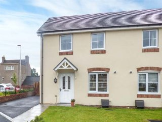 KYMIN VIEW, close to amenities, enclosed lawned garden, WiFi, Monmouth, Ref