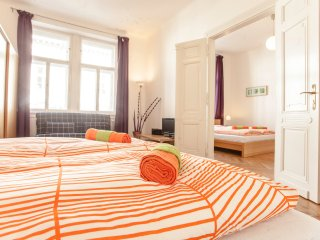 3 Bedroom Apartment Charles - Prague Old Town