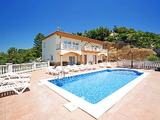 8 bedroom Villa in Caulés, Catalonia, Spain : ref 5043959