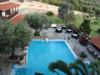 Porto Koufo Resort pool complex-Sterlitsia apart