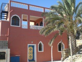 MAISON  ROUGE AU PALMIER, Agadir