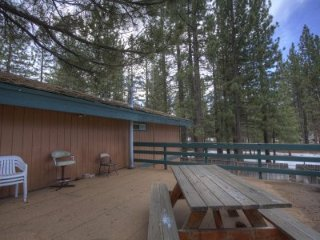 South Lake Tahoe - 5 BR Home with Sundeck - LTA 8053