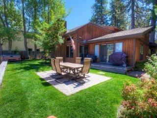 South Lake Tahoe - 5 BR Home, Lakefront, Boat Dock, Pet Friendly - LTA 8067