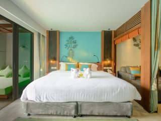 Delightful Suite with Pool Access!, Phang Nga