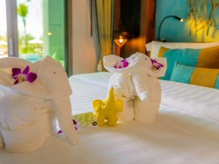Sweet Suite with Pool Access!, Phang Nga