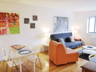 Large, Bright, High Floor 1BR, Nueva York