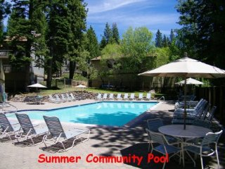 Kingswood Village - 3 BR Townhome - LTA 8155, Lake Tahoe (Nevada)