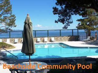 South Lake Tahoe - Studio with Boat Dock & Private Hot Tub - LTA 8211