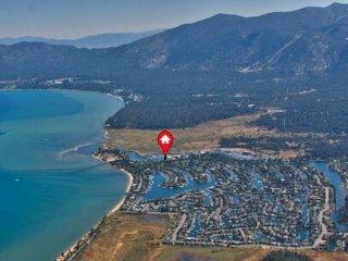 Tahoe Keys - 2 BR Townhome, Private Boat Dock - LTA 8213, South Lake Tahoe