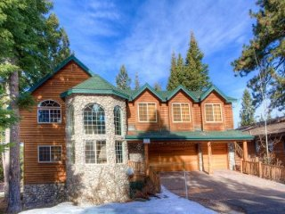 South Lake Tahoe - 6 BR Home, Private Hot Tub, Game Room - LTA 8113