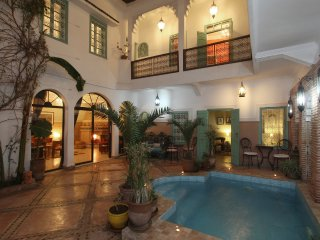 2min from Jeema El Fna! Riad Farah 9 bedrooms
