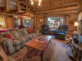 South Lake Tahoe - 3 BR Log Cabin - LTA 8189, Lake Tahoe (Nevada)