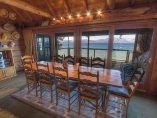 Marla Bay - 4 BR Home, Lake Front, Private Beach Access - LTA 8202, Lake Tahoe