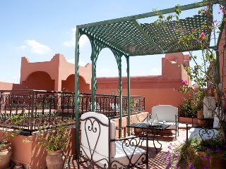 Riad exclusive 2 to 9 people, Marrakech