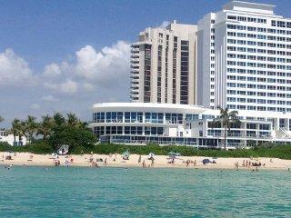 MIAMI BEACH APART BAY VIEW ON THE BEACH 110UsD X, Miami Beach