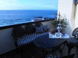 Atico con terraza y vistas al mar con acceso directo a la playa Mayor de Malpica