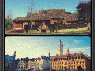 Maison spacieuse, Campagne de Lille, Capinghem
