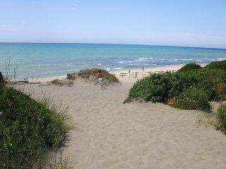 Bilocale  ad 1 km dalel dune di capocotta