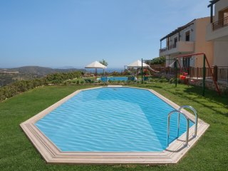 Triopetra Villas Crete Super Deal July 130€/night, Rethymnon