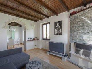 A beautiful white Villa in CASTLE of VEZIO