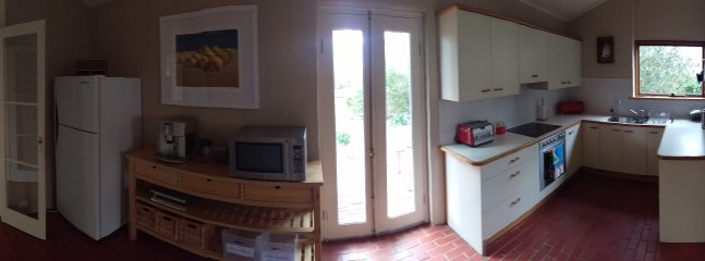 Kitchen Panoramic View