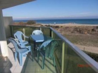 Appartement F3 Vue Mer Plage a 25 metres