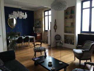 Superbe Appartement typique bordelais en plein coeur de Bordeaux
