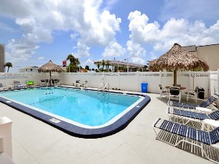 Tropic Breezes Pool Area
