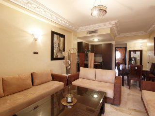 Marrakech center, very nice apartment +Wifi+A.C.