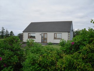 Modern bungalow in rural area, Wick