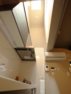 open celling space