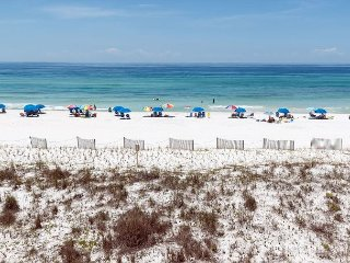 Unit 309 Surf Dweller provides views of the Gulf you can't beat!
