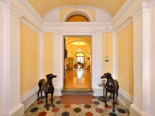 Palazzo Trecci Tombesi - casa padronale, Montepulciano