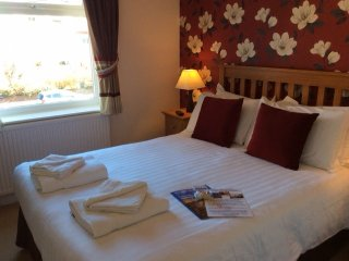 The Lysander, Small Double Room, Scarborough