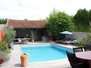 Maison avec piscine pour 7 personnes, Le Bouscat