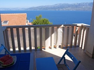 Luxurious 2-Bedroom With View Across The Adriatic