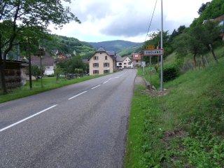 Maison en campagne,pres de kaysersberg