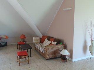 Chambre en rooftop près du lagon à l'Ermitage, Saint-Gilles-Les-Bains