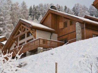 Le Panorama 20 p, sauna, au pied des pistes, Vallandry