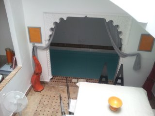 BEAU RIAD - PISCINE PARTAGE - RESIDENCE SECURISEE