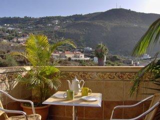 ocean view studio with terrace