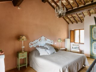 Casa Mia a CORTONA: Overlook Valdichiana & Tuscany