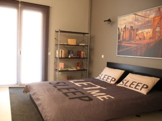 A Beautiful Studio Apartment in Athens, Kallithea